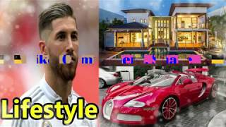Sergio Ramos lifestyle, girlfriend, family, house, car, career and income 2018 full HD