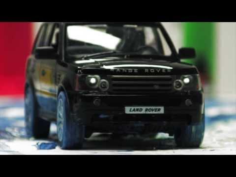 Jaguar Land Rover Careers - paint video