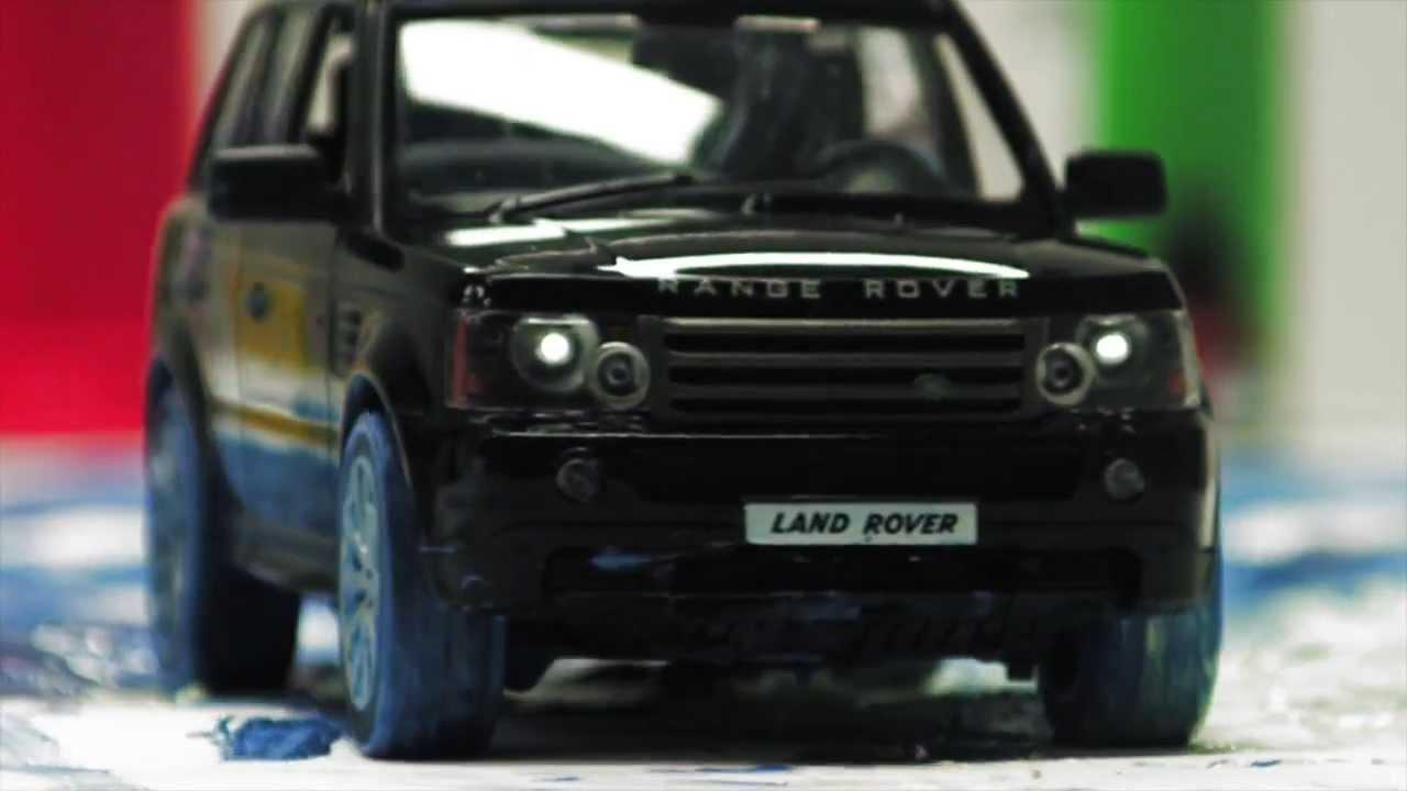 Jaguar Land Rover Careers Paint Video Youtube