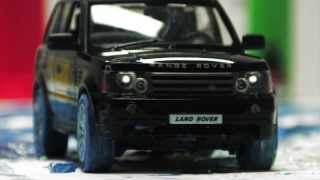 Jaguar Land Rover Careers - paint video