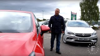 Used Vauxhall (Opel) Astra Review | One Of Britains Biggest Selling Cars