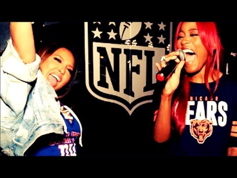 Keke Palmer and Adrienne Bailon NFL Sing-Off (FULL VIDEO) Mp3