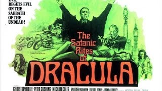 Hammer Horror Movie Reviews - The Satanic Rites Of Count Dracula (1973)