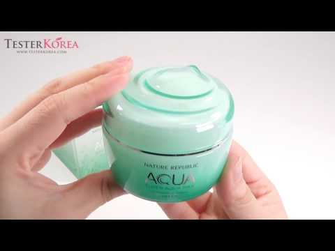[TESTERKOREA]  NATURE REPUBLIC Super Aqua Max Combination Watery Cream