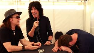 KISS - Hilarious interview from Sweden Rock Festival 2019!!!