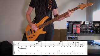 Royal Blood - Boilermaker Bass cover with tabs