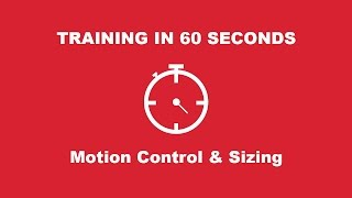 Motion Control & Sizing Series