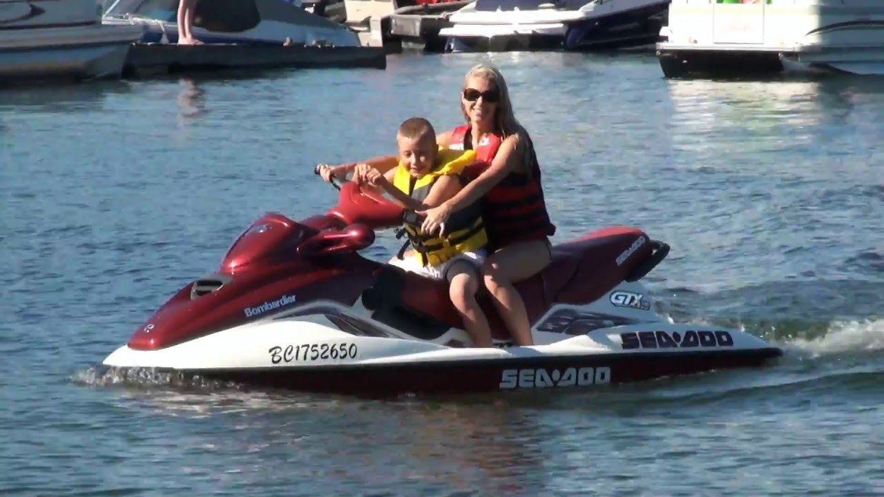 1998 SEADOO GTX JET SKI For Sale