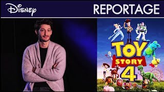 Toy Story 4 - Reportage :
