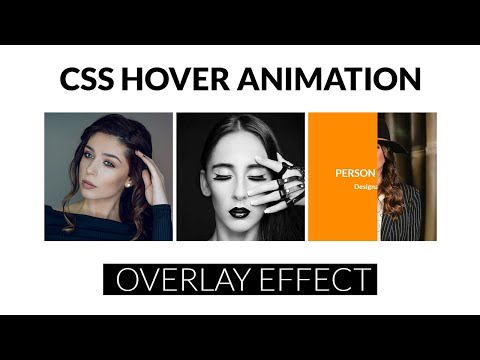 CSS Image Hover Overlay Effect