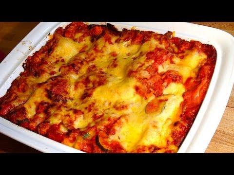 gem se lasagne von einfachkochen rezept f r vegetarische lasagne teil 1 2 youtube. Black Bedroom Furniture Sets. Home Design Ideas