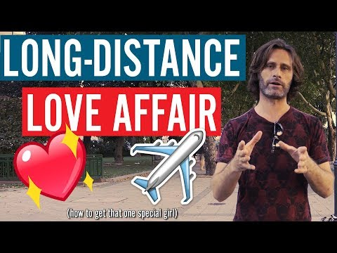 How to get that One Girl Long Distance - #AskTheNaturals 035 with James Marshall