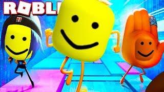 Roblox Adventures - IL FILM EMOJI IN ROBLOX! (Fuga Emoji Film Obby)