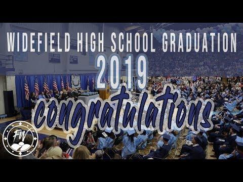 Widefield High School Graduation - 2019