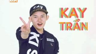 hotboy kay tran khoe vu dao share the vibe cuc kool