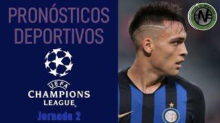 Pronósticos deportivos UEFA Champions League: Jornada 2. Picks, pronósticos, predicciones, apuestas screenshot 1