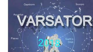 Horoscop vărsător 2018