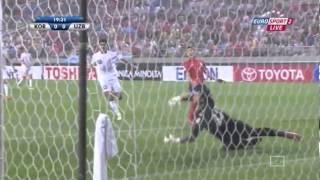 Южная Корея 1-0 Узбекистан 11.06.2013 1-тайм