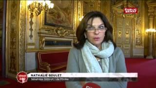 Nathalie Goulet réagit à la forte hausse des actes racistes en France