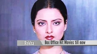 Top 20 Best Rekha Box Office Hit Movies List