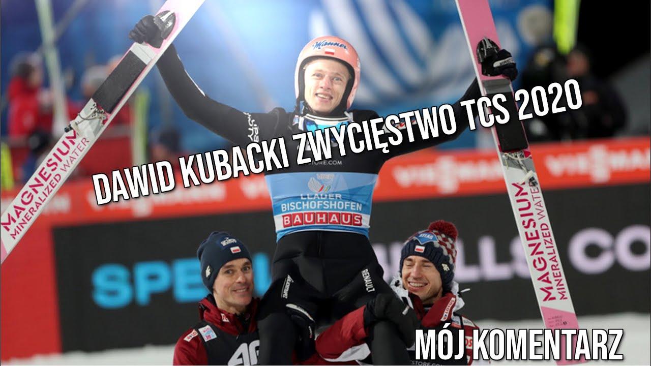 Dawid Kubacki-ZWYCIĘSTWO-Turniej Czterech Skoczni-BISCHOFSHOFEN 2020 (Mój komentarz)[HD1080,30FPS]