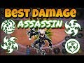 Who Is Best DAMAGE In Class Assassin - Dragon Nest Mobile