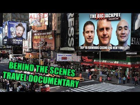 PATRON EXCLUSIVE! Travel Documentary to Foxwoods Casino & NYC ✈️