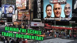 PATRON EXCLUSIVE! Travel Documentary to Foxwoods Casino & NYC ✈️ | The Big Jackpot