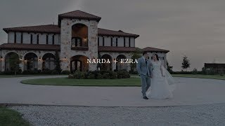 Narda + Ezra Wedding Highlight Film at The Springs Tuscany | Zpro Films