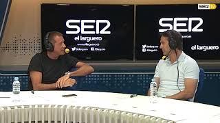 Entrevista a Julen Lopetegui en El Larguero [05/06/2018]
