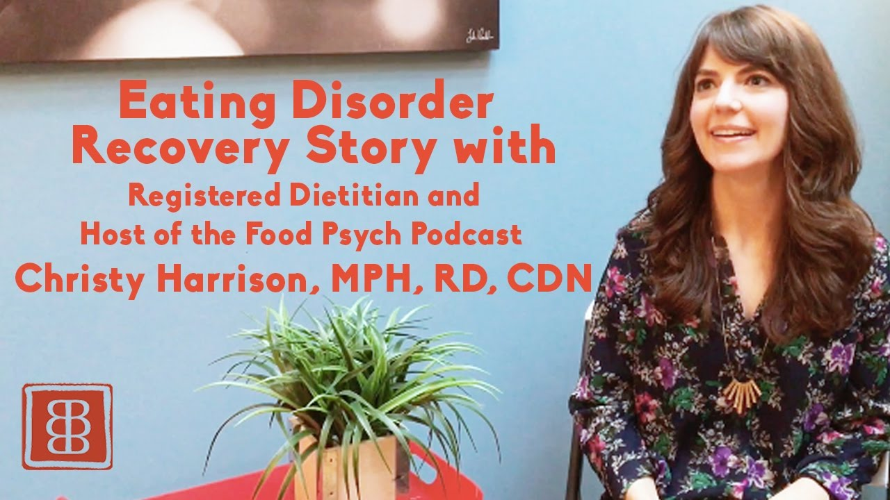 Eating Disorder Recovery Story Christy Harrison Rd Host Of The Food Psych Podcast