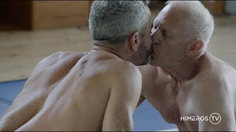 74 Year Old Tries Gay Porn