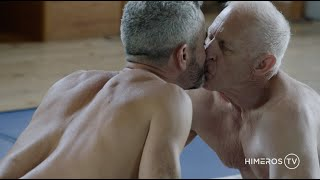 74 Year Old Tries Gay Porn