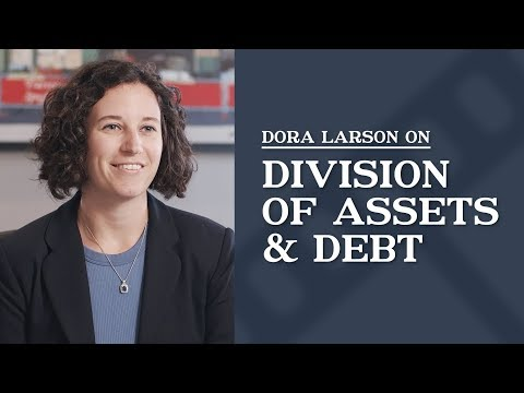 Top Los Angeles California Family Law Attorney | Division of Assets & Debts | Dora Larson