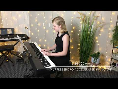 """On With the Show!"" from Alfred Music Piano Chord Approach - Murfreesboro Accelerated Piano Lab"