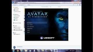 como descargar e instalar avatar el videogame español (utorrent)