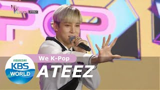 Cover images We K-Pop ATEEZ [SUB INDO]