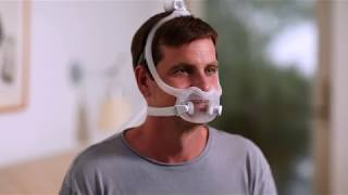 Introduction to the DreamWear Full Face CPAP Mask   DirectHomeMedical