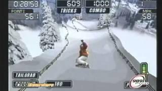 Cool Boarders 4 Trailer 1999