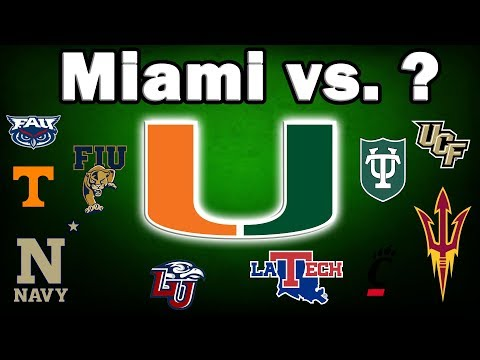 Miami Hurricanes Bowl Game Announcement | LIVE REACTION