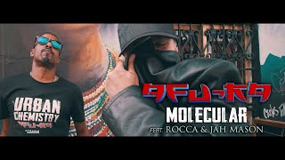 Afu-Ra - Molecular ft. Jah Mason & Rocca (Official Video)