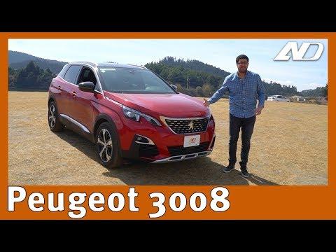 Peugeot 3008 - La amo y odio al mismo tiempo