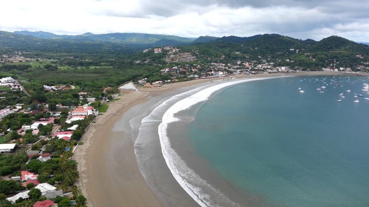 Bah U00eda De San Juan Del Sur Desde Arriba Nicaragua YouTube