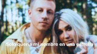 Macklemore (feat. Kesha) - Good Old Days [Subtitulado al Español]