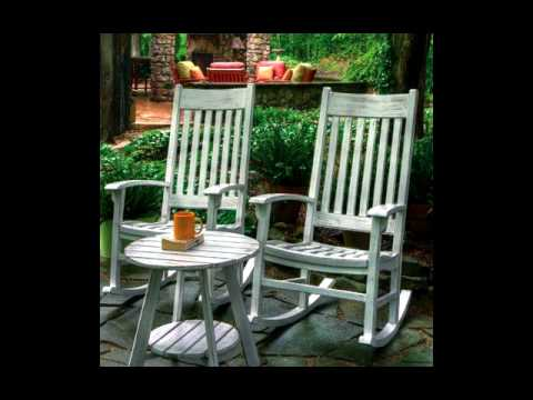 Decor Americana Fine Outdoor Furniture And Rocking Chairs