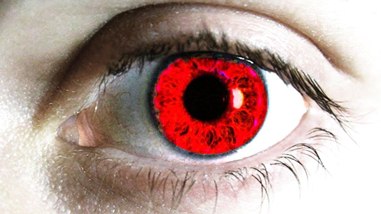 Самые Редкие Цвета Глаз в Мире