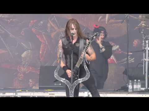 SATYRICON - Fuel for Hatred - Bloodstock 2016