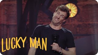 Lucky Man – Luke Mockridge: Pickelige Teenies