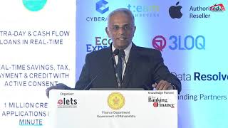 Satish Pillai, MD & CEO, Transunion CIBIL at 3rd Elets BFSI Leadership Summit, Mumbai