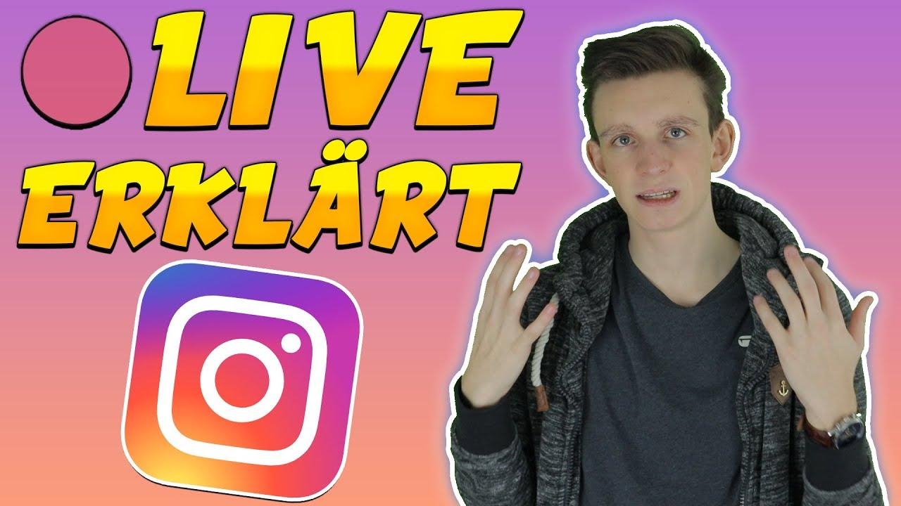 Wie ich Instagram Live nutze, um mehr Leute anzusprechen - Instagram Live erklärt